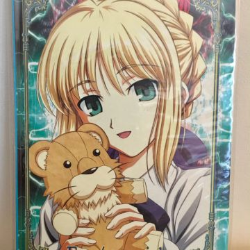 Notebook / Carnet de note - Fate/stay night