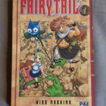 Fairy tail | Tome 1