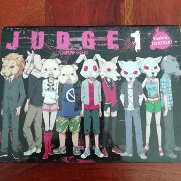 Judge Tome 1