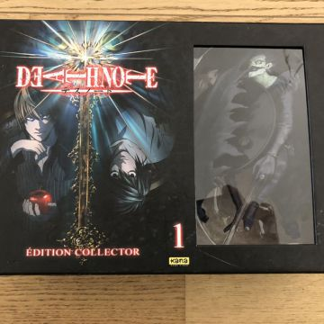 Death Note coffret N°1 collector