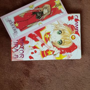 sakura card captor volume 8
