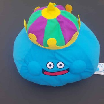ROI GLUANT PELUCHE DRAGON QUEST