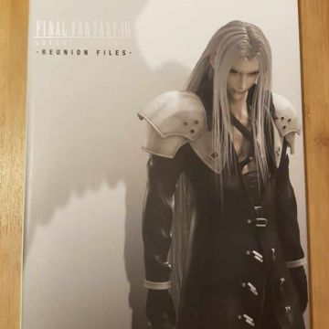 Final Fantasy Advent Children -Reunion Files- (version japonaise)