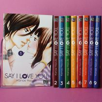 Say I love you - Tomes 1 à 9