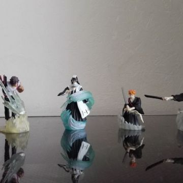 Figurine Bleach Gashapon serie 2