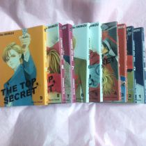 Manga The top secret