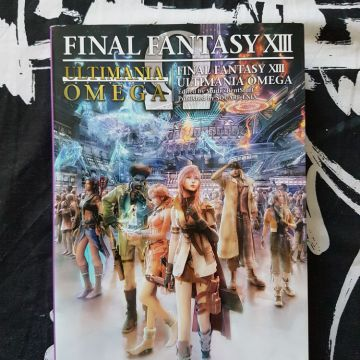 Final Fantasy XIII - Ultimania Omega