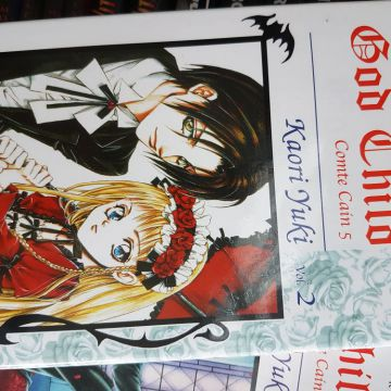 Manga God Child tome 1 et 2