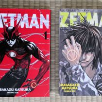 ZETMAN volumes 1 à 2