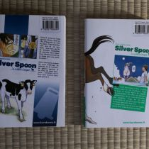 SILVER SPOON volumes 1 à 2