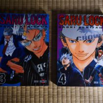 SARU LOCK volumes 3 à 4