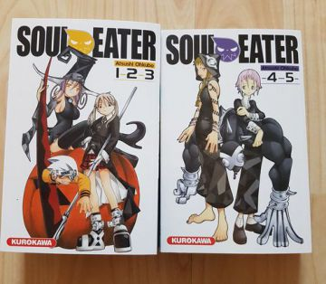 Soul Eater Volume Double - Tome 1 à 2