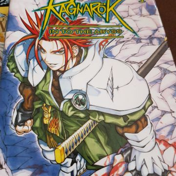 Manga Ragnarok into the abyss Tome 1 TBE