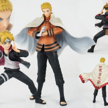 Figurines Boruto