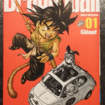 Dragon Ball Perfect Edition - tome 1