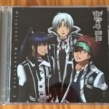 D.Gray man Original soundtrack 2