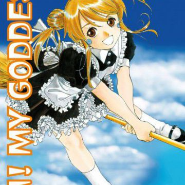 Ah! My Goddess tome 38