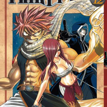 Fairy tail - Tome 12 à 29