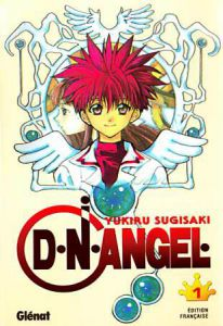 Volume 1 de Dn angel