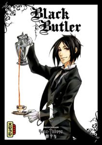 Volume 1 de Black butler