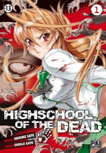 Volume 1 de High school of the dead