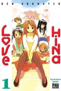 Volume 1 de Love hina