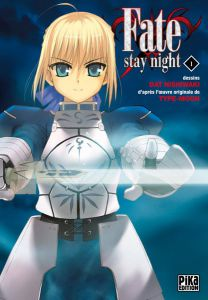 Volume 1 de Fate stay night