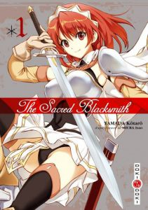 Volume 1 de The sacred Blacksmith