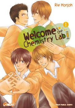 Image de Welcome To The Chemistry Lab