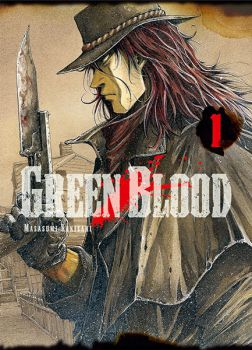 Image de Green Blood