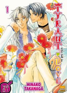 Volume 1 de The tyrant who fall in love