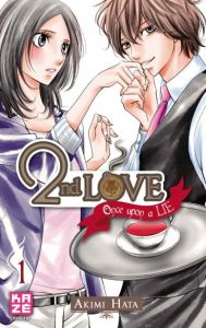 Volume 1 de 2nd love - Once upon a lie