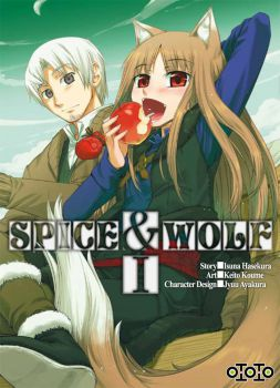 Image de Spice and Wolf