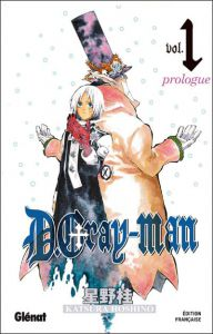 Volume 1 de D.gray-man