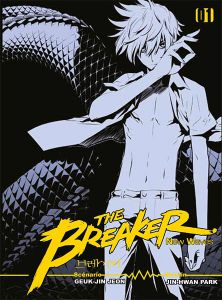 Volume 1 de The Breaker - New wave