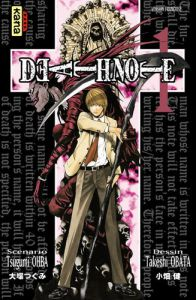 Volume 1 de Death note