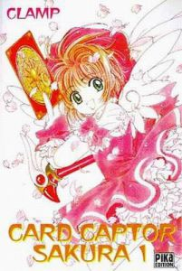 Volume 1 de Sakura card captor