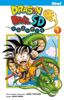 Image de Dragon Ball SD
